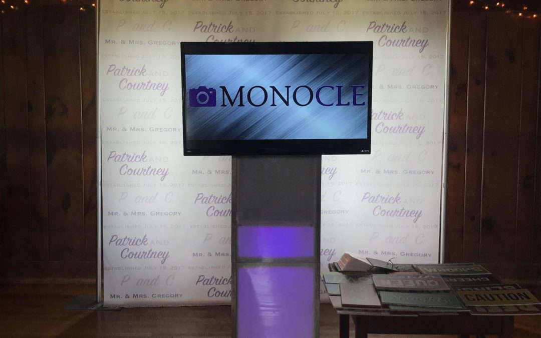 Why Choose Monocle Photo Booth?
