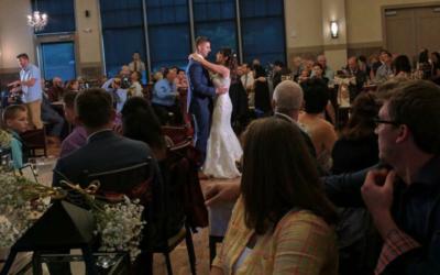 One Week Anniversary: Mr. & Mrs. Kourcklas
