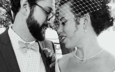 One Week Anniversary: Mr. & Mrs. Spann