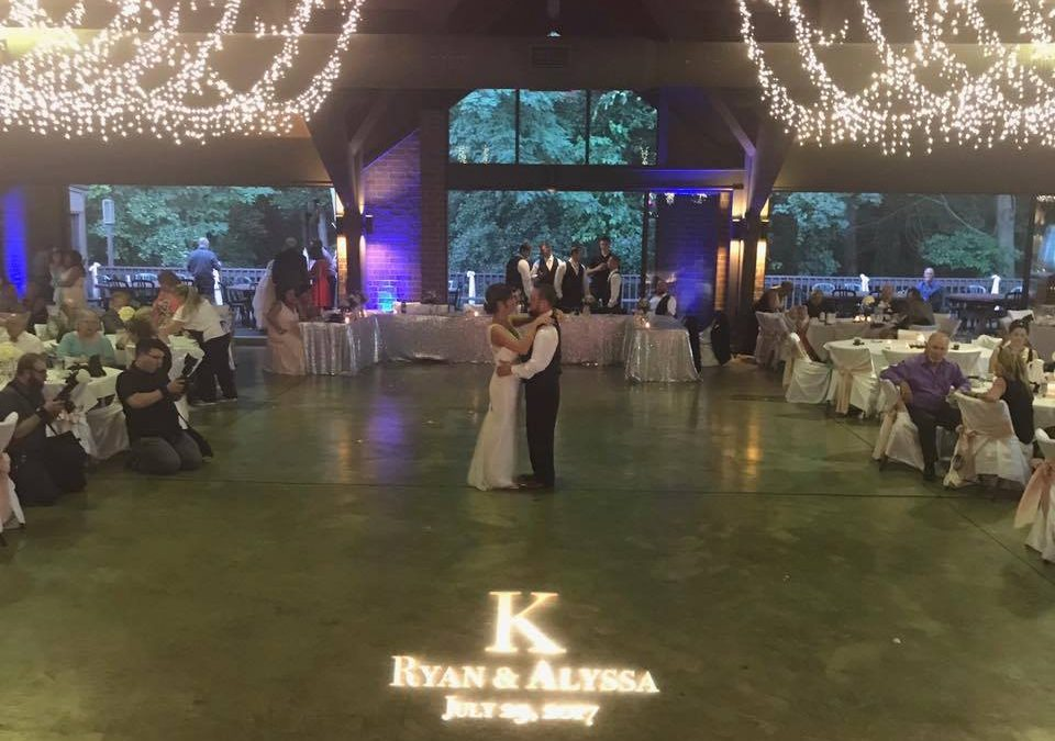 One-Week Anniversary: Mr. & Mrs. Kasmer