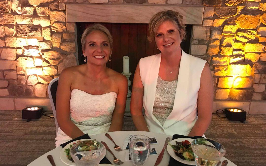 One-Week Anniversary: Beth & Yvette Anderson