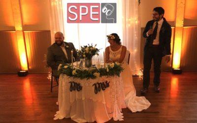 One Week Anniversary: Mr. & Mrs. Newshutz