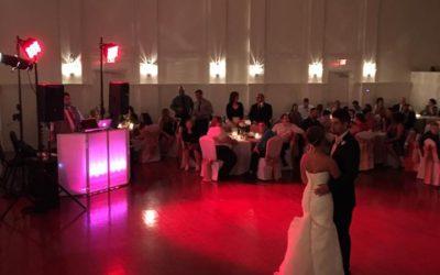 One Week Anniversary: Mr. & Mrs. Thompkins