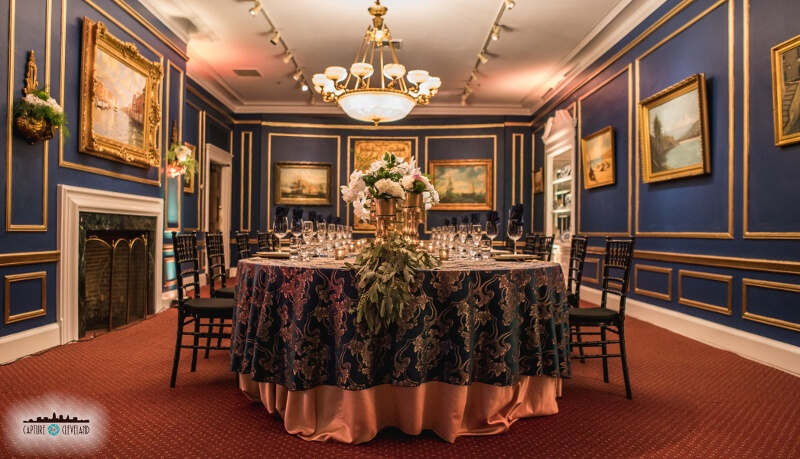 Executive dining