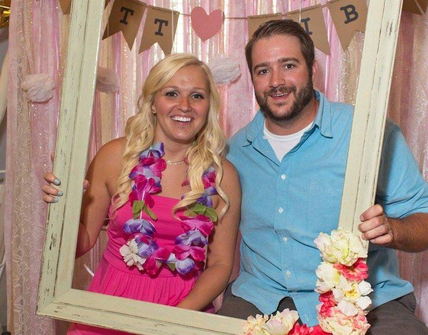 One-Week Anniversary: Mr. & Mrs. Jones