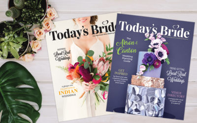 January 14: Visit Us at the Today's Bride Show in Akron!