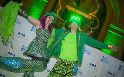 St. Patrick's Day Celebration with Skylight Financial
