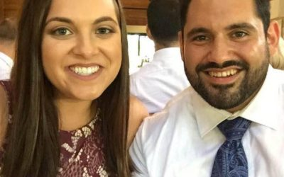 One-Week Anniversary: Mr. & Mrs. Cantu