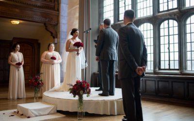One-Week Anniversary: Mr. & Mrs. Phillips
