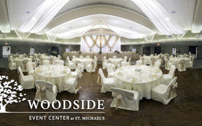 Cleveland Wedding Venue Spotlight: Woodside Event Center at St. Michael's
