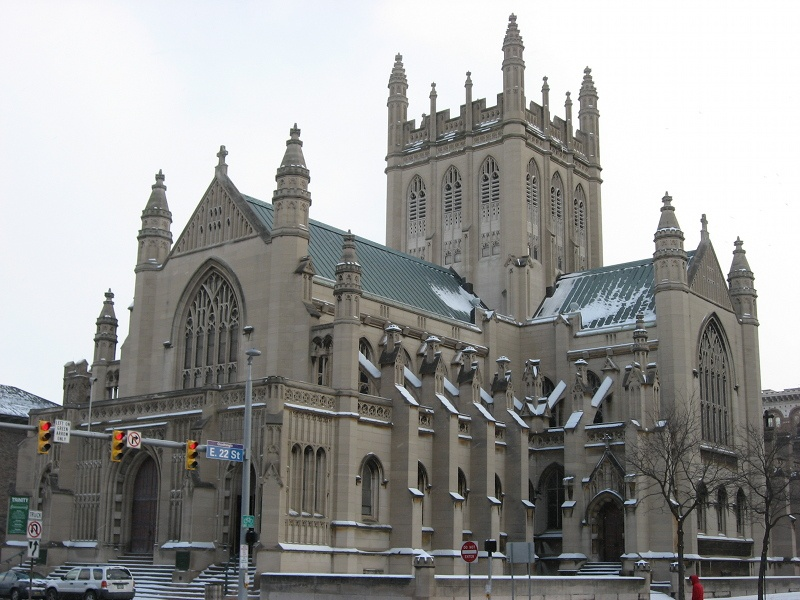 Cleveland Wedding Spotlight: Trinity Cathedral