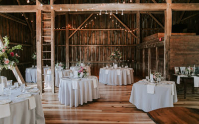 Cleveland Wedding Venue Spotlight: Barn at Wolf Creek