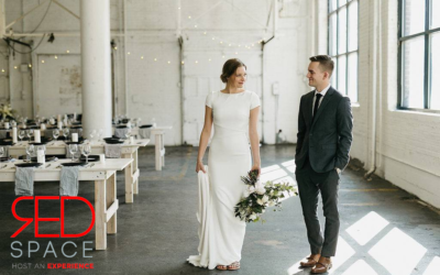 Cleveland Wedding Venue Spotlight: Red Space