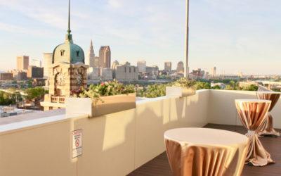 Cleveland Wedding Venue Spotlight: Penthouse Events