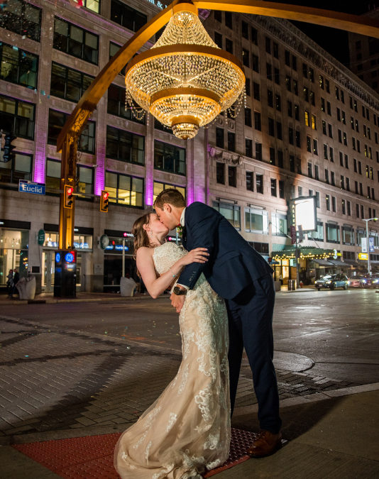 Cleveland Wedding Venue Spotlight: Crowne Plaza Cleveland at Playhouse Square