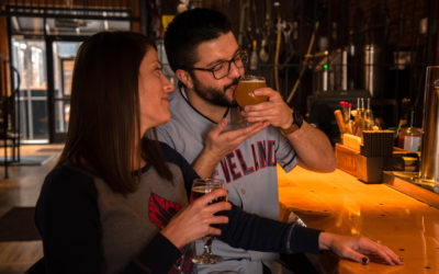 Top 5 Cleveland Engagement Photo Locations – Brewery Edition