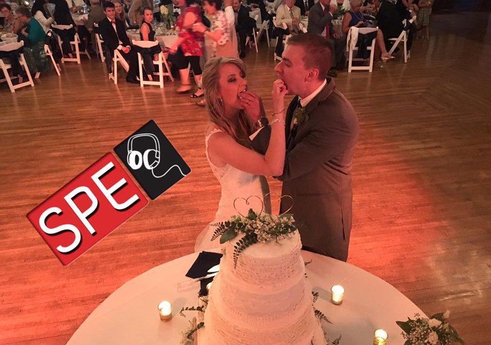 One Week Anniversary: Mr. & Mrs. Stockhaus