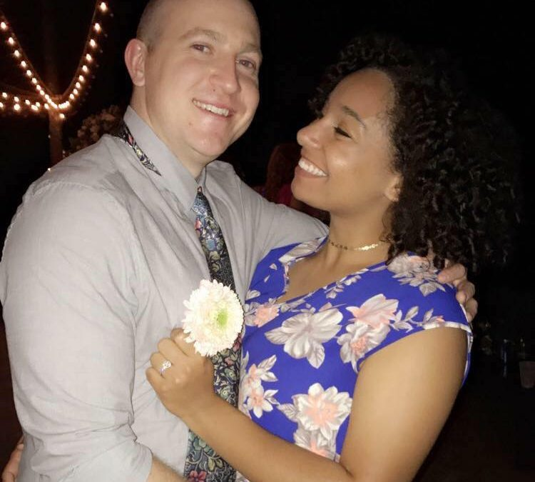 One-Week Anniversary: Kayla & Zachary