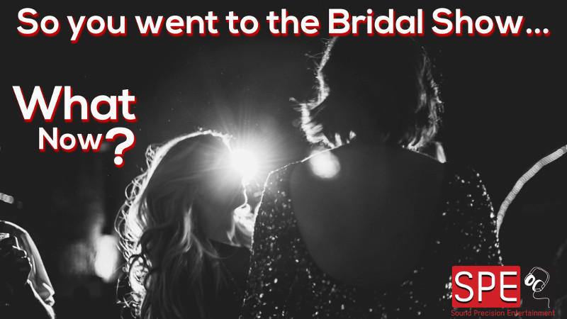 Bridal Show Survival Guide: How to Survive After the Show
