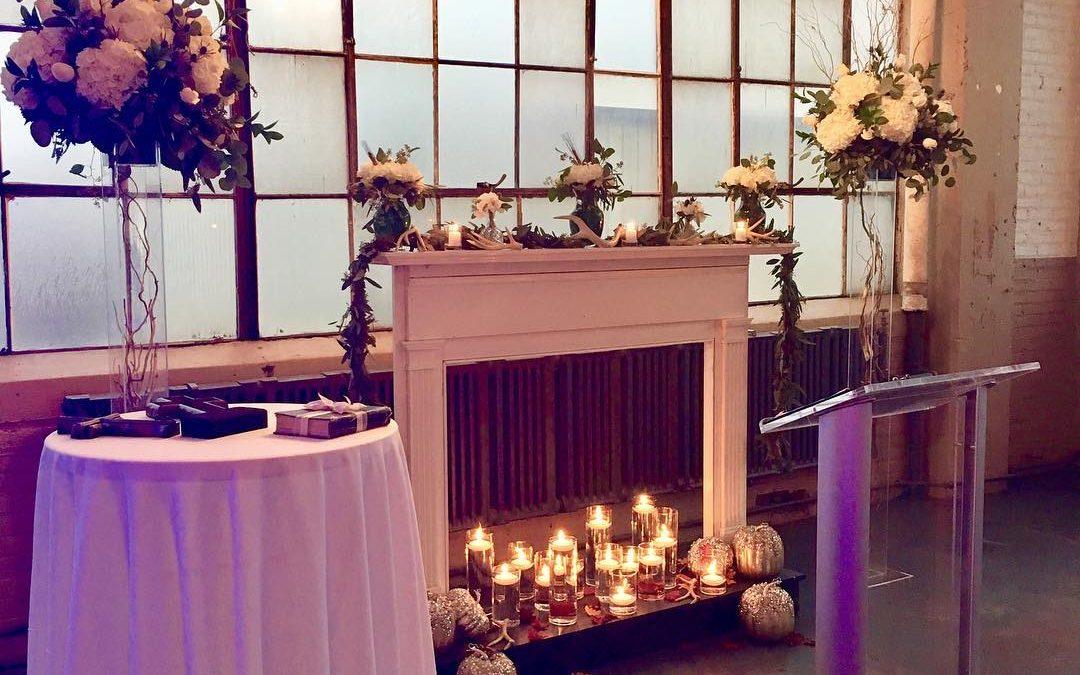 Cleveland Wedding Venue Spotlight: Lake Erie Building