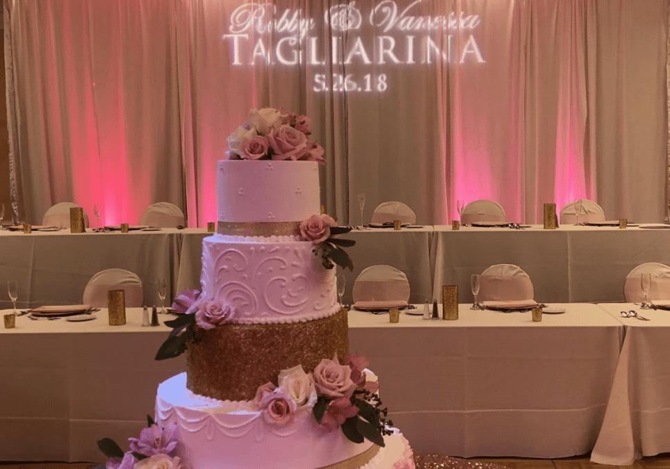 One-Week Anniversary: Mr. & Mrs. Tagliarina