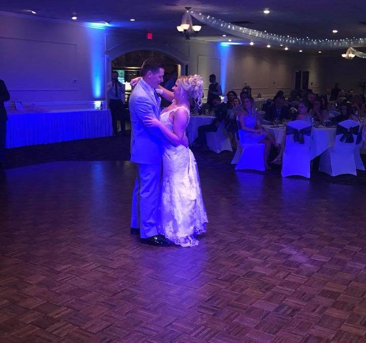 One-Week Anniversary: Mr. & Mrs. Segula