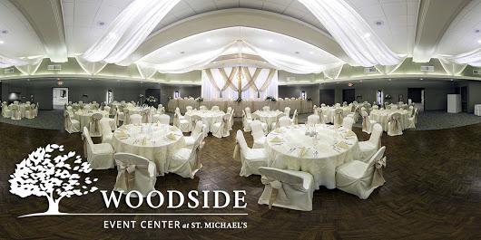 Cleveland Wedding Venue Spotlight: Woodside Event Center at St. Michael's