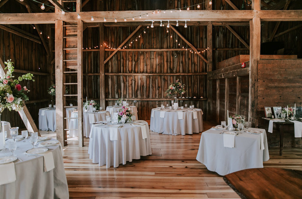 Top 5 Rustic Northeast Ohio Wedding Venues