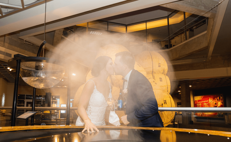 Cleveland Wedding Venue Spotlight: Great Lakes Science Center