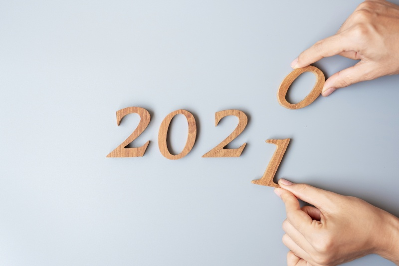 The Top 5 2021 Wedding Resolutions You NEED to Make