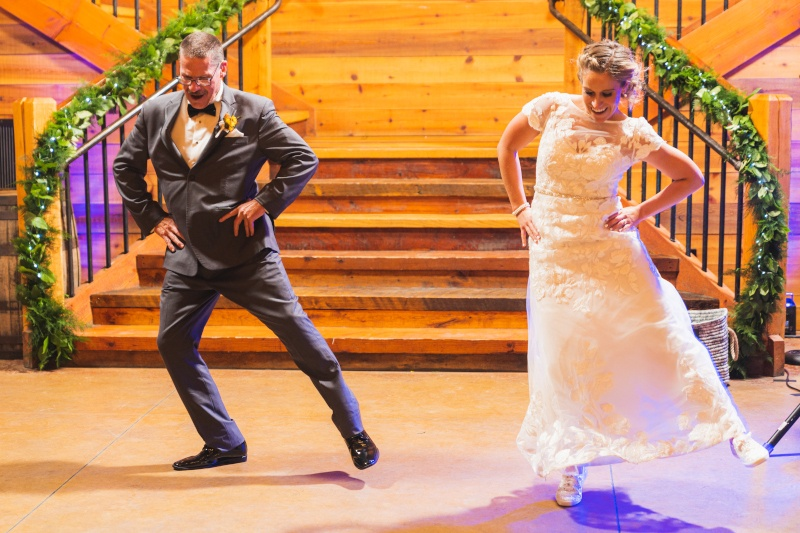 Top 5 Songs For Choreographing a Wedding Dance Routine