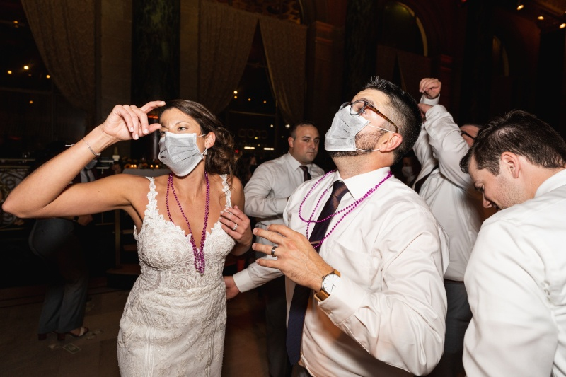 What Couples NEED to Know About New Coronavirus Guidelines for Weddings