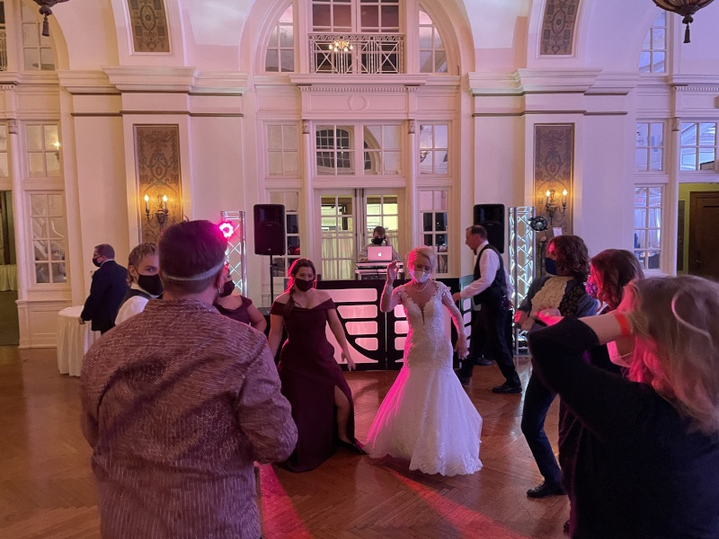 Cleveland Wedding Venue Spotlight: Greystone Hall