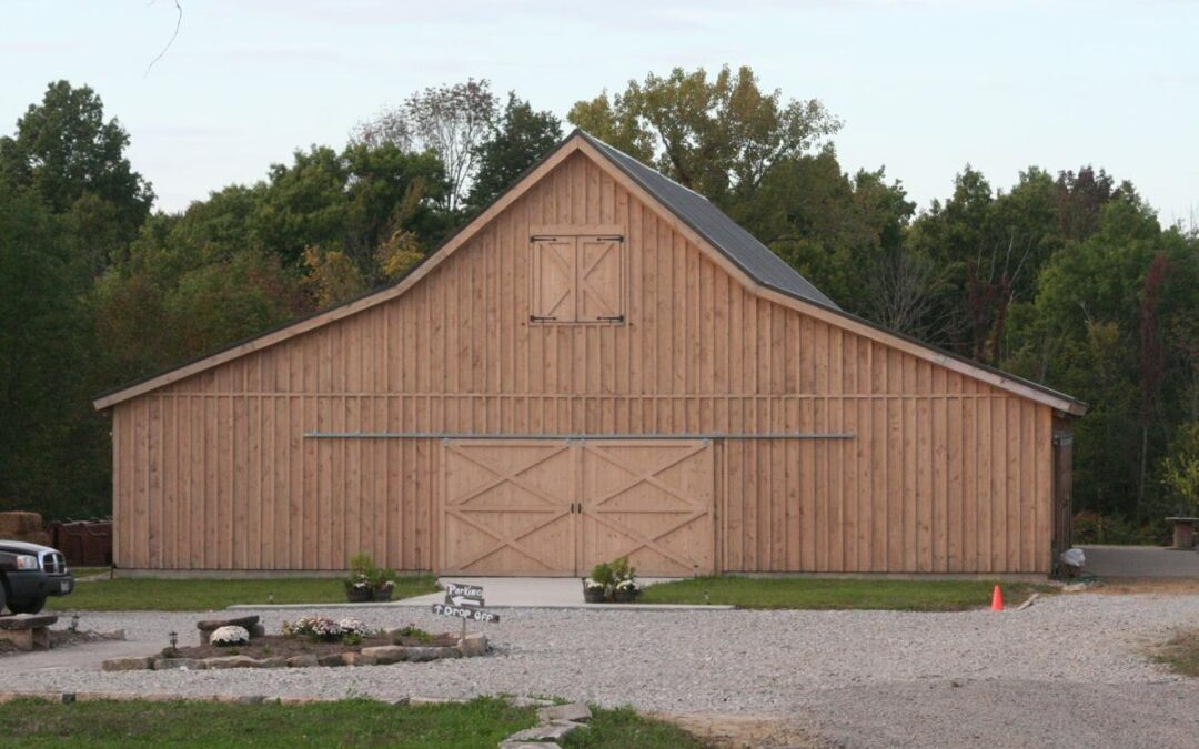 Cleveland Wedding Venue Spotlight: Forever Blueberry Barn