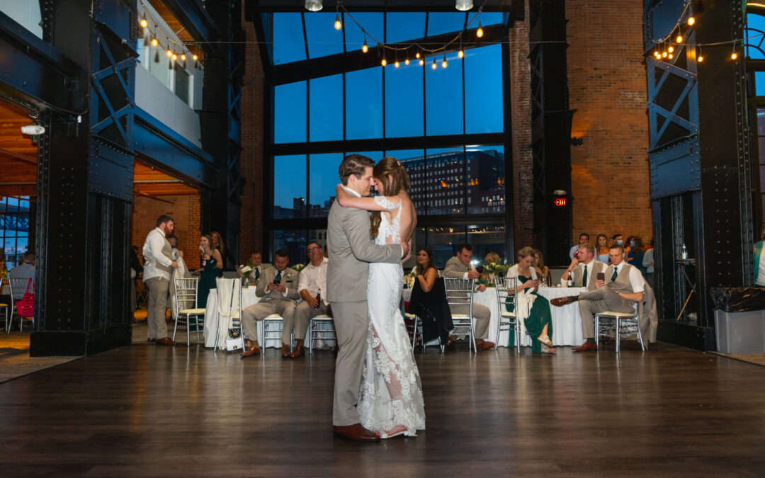 Bucking Tradition: First Dance