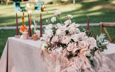 Five Wedding Flowers That Are Always in Season